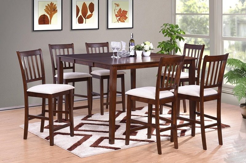 Zenfield Dining Room Set Augusta 9 Piece Furniture